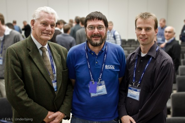 The inventors of DCI, Trygve Reenskaug and James Coplien, together with Rickard berg working on related concepts in Qi4J in Java
