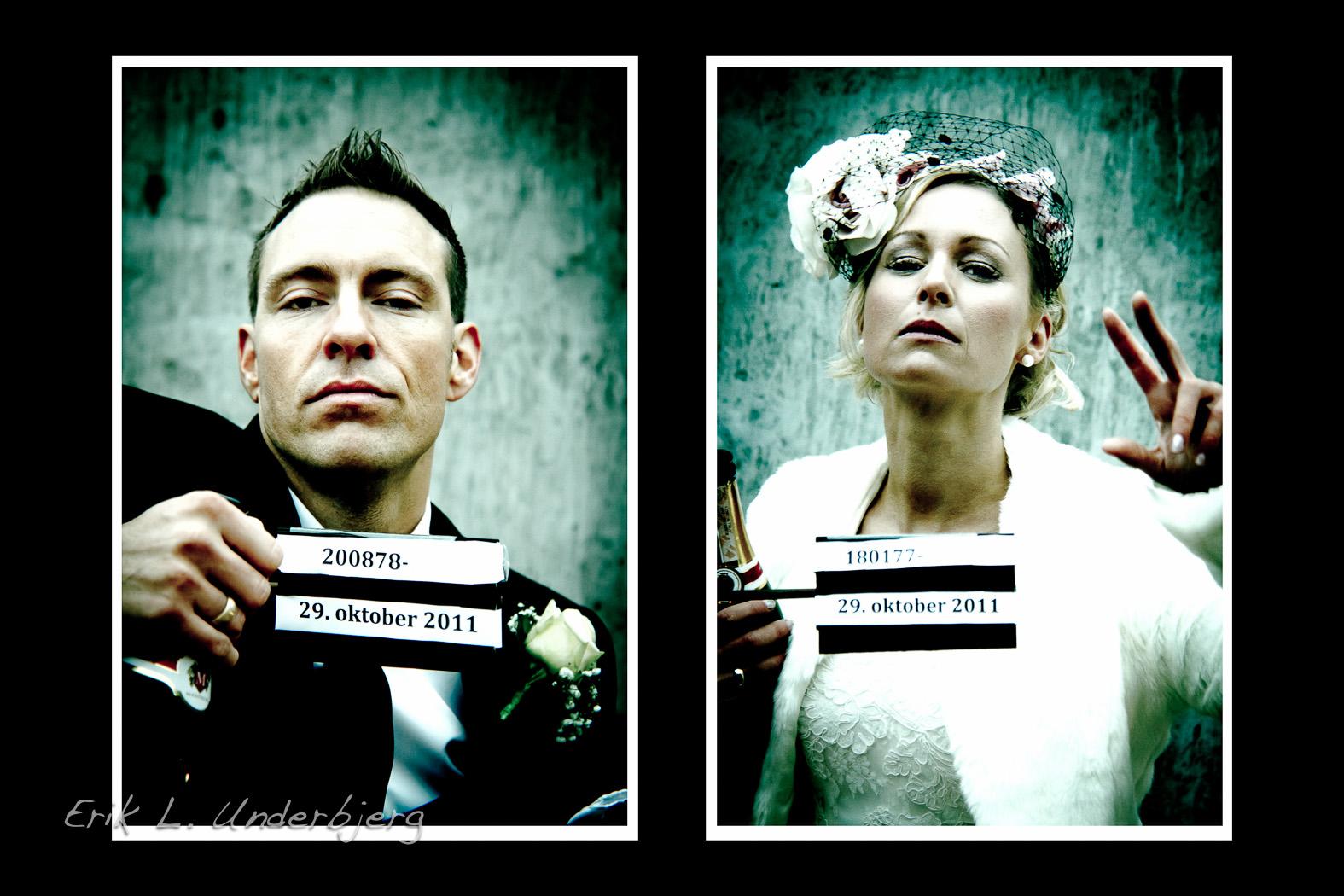 Ditte og Morten - Mugshot - 2