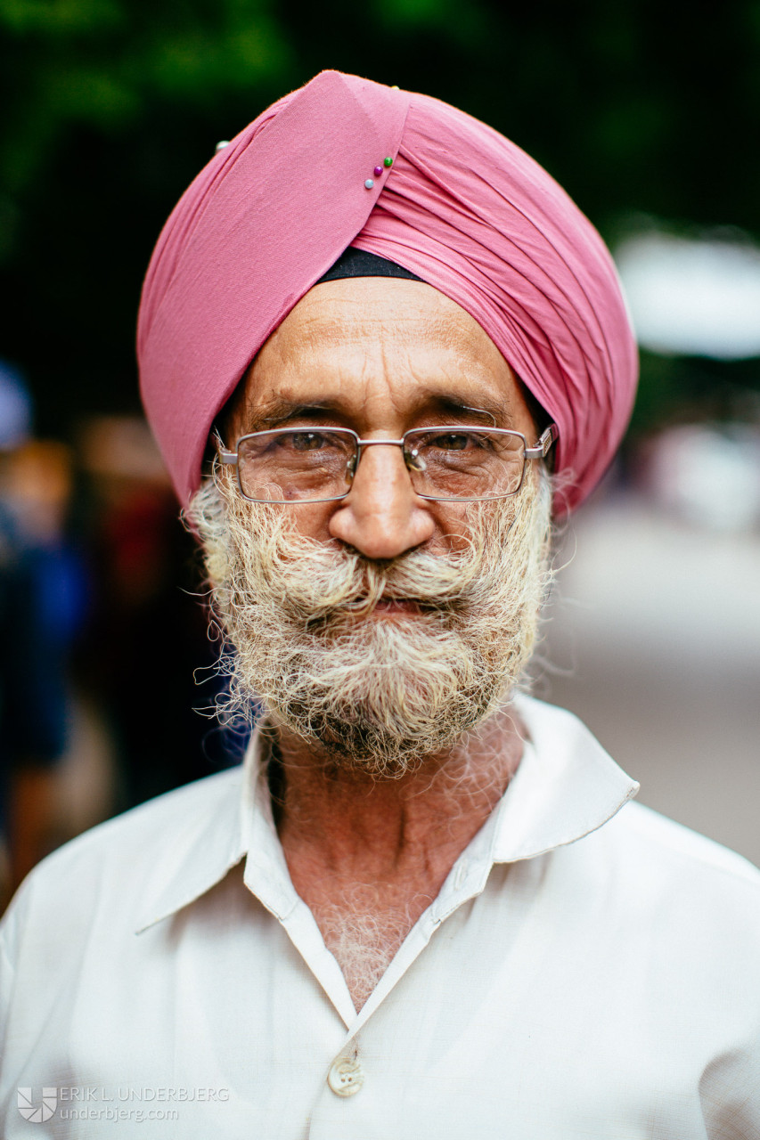 Pink Sikh